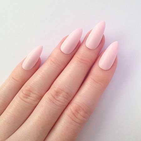 Stiletto Nail, Pink Stiletto Stilettos, Acrylic Art Nail Treatment, Pastel