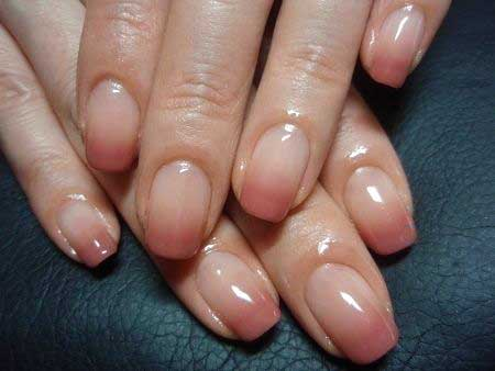 Nail, Nude, natural Beautiful, Manicures, Natural, Nude, Minimalist