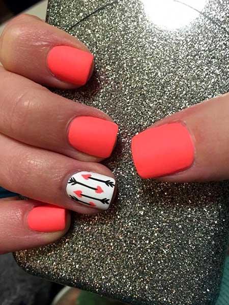 Summer Nail, Manicures, July Nail Polish, Art, Colors, July, 2017, Summer