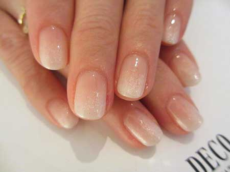 Weddingfrench Manicure, Manicures, French, Glitter, White