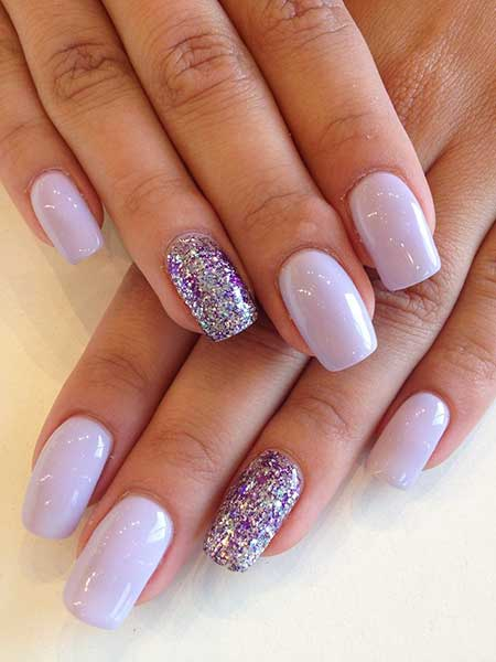 Glitter, Glitter Nail, Pretty Nail, Wedding Gel Colors