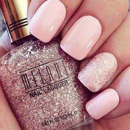 Pinkpretty Nail, Weddingpink, Colors, Wedding, 2017, Spring