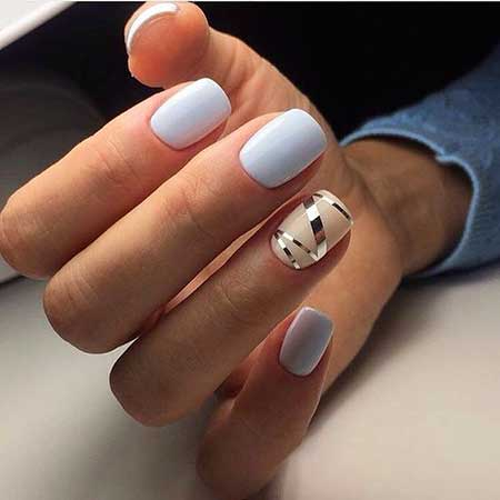 Nail, Pastel Nail, Manicures, Simple Fall Art, White Nail, Very, Pastel