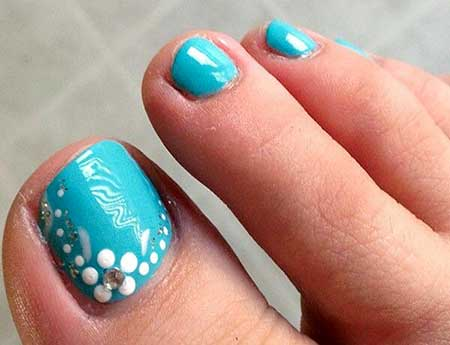 Polish, Nail Polish, Color, Blue, Art, Mint, Toe Nail, Turquoise, Toe