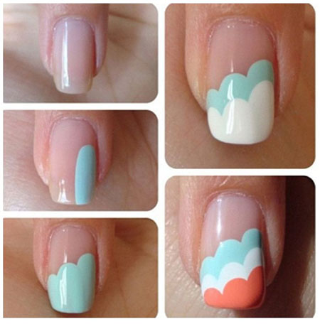 Easy Nail Design, Nail Art Nails Las