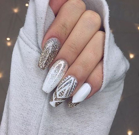 Nails Nail Glitter Ideas