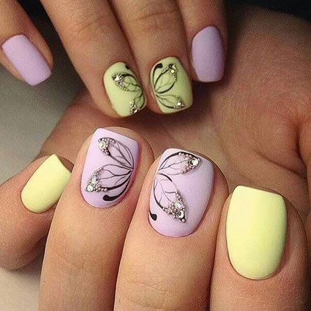 Nail Nails Manicure Design
