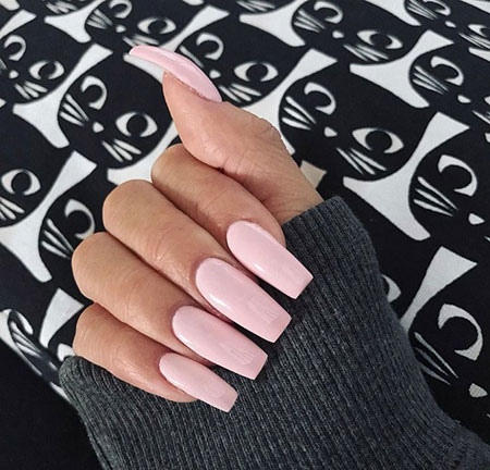 Nail Manicure Nails Square