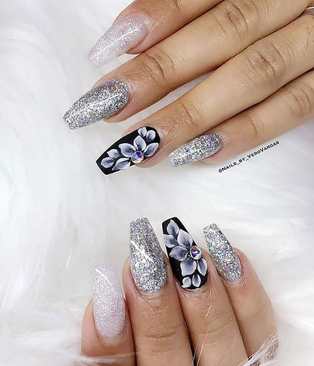 Nails Nail Photo Swarovski