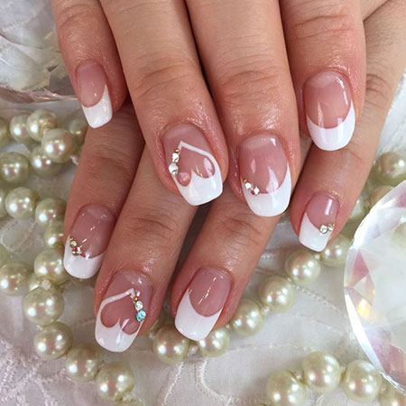 Nails Nail French Wedding