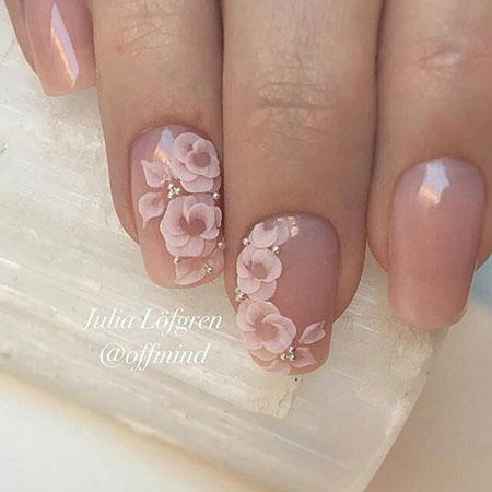 Nail Design 3D Nails