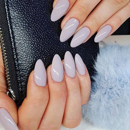 Nails Nail Almond Full
