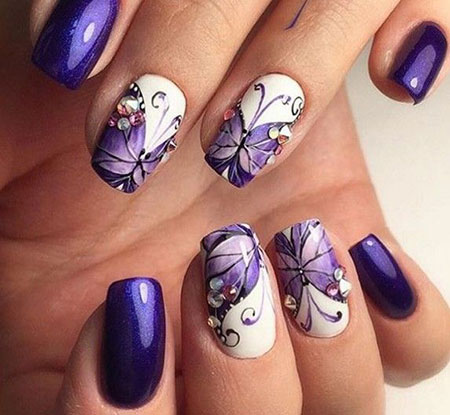 Butterfly Nail Nails Art