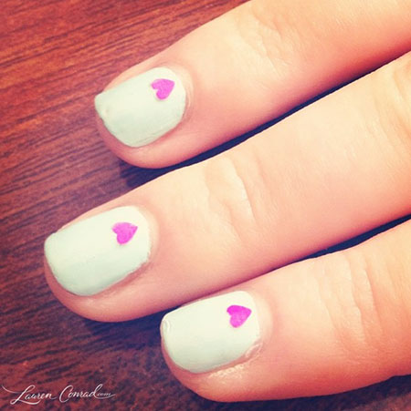 Nail Heart Nails Design
