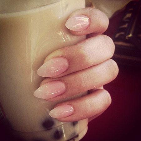 Nails Nail Shape Love