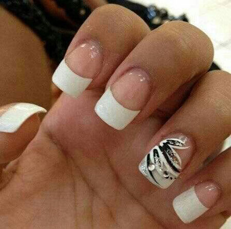 Manicure French Nails Nail