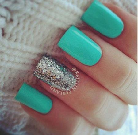 Nails Nail Mint Nice