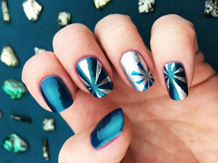 Nail Art Manicure Design