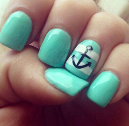 Nail Anchor Nails Cute