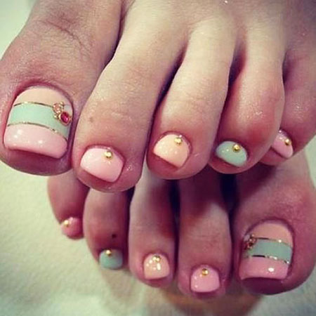 Toe Pedicures Педикюр Pedicure