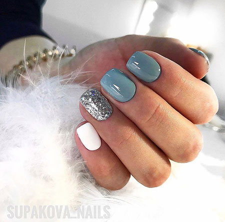 Short Ideas Manicure Love