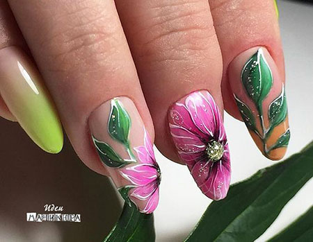 Manicure Wedding Spring