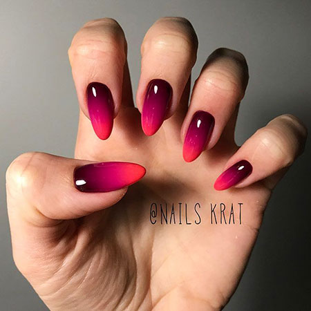 Manicure Ombre Ideas Gradient