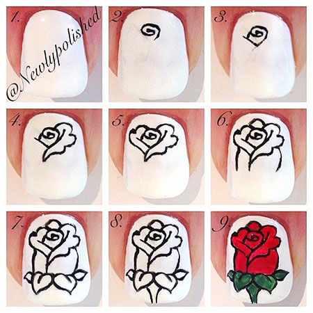 Rose Tutorials Skin Manicure