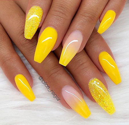 Coffin Short Summer Ongles