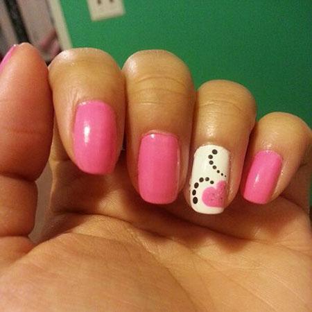 Pink Dots Color Ideas