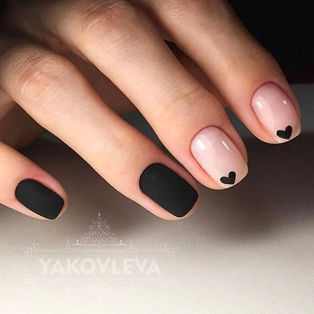 Ideas Manicure Cute Short