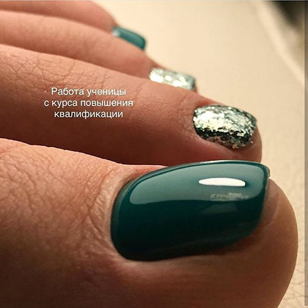 Manicure Toe Cool Pedicures