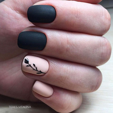 Manicure Rose Black Педикюр
