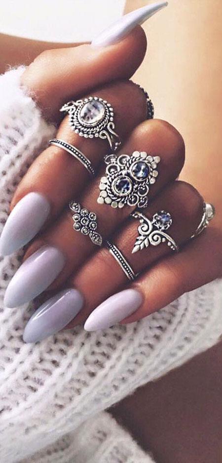 Popular Acrylic Rings Ring