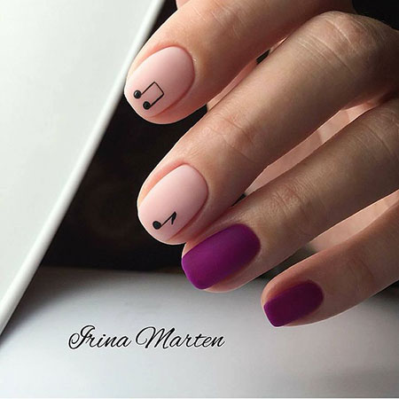 Manicure Natural Short Педикюр