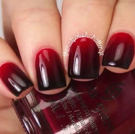 Ombre Polish Good Home