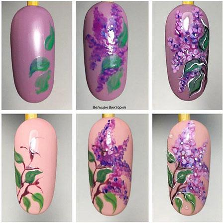 Manicure Пошагово Spring University