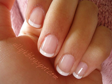Manicure French Gel Polish