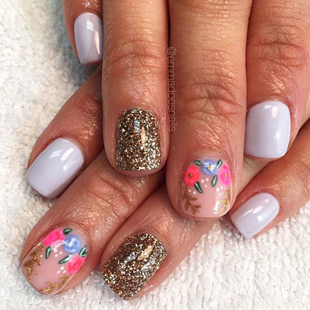 Manicure Gel Summer Short