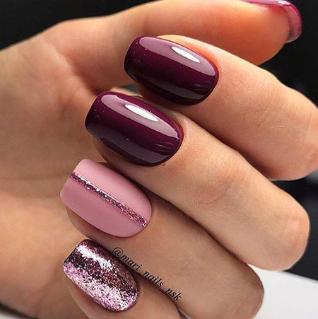 Manicure Photo Pretty Beautiful