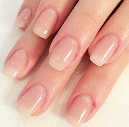 Ombre Smink Polish Manicure