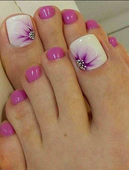 Toe Ideas Pedicures Pedicure