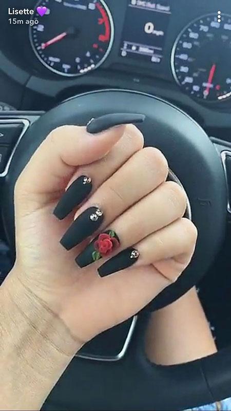 Acrylic Manicure Claw Inspo
