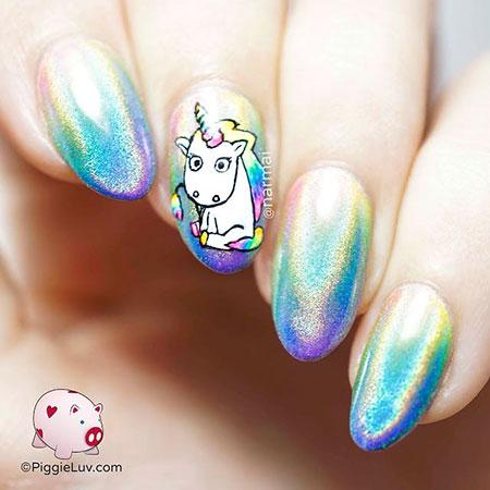 Top Neon Pretty Rainbow