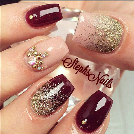 Glitter Fall Cool Ideas