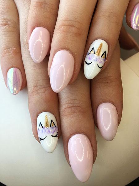 Manicure Cute Spring Summer