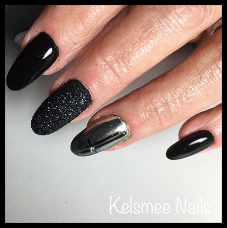 Black Manicure