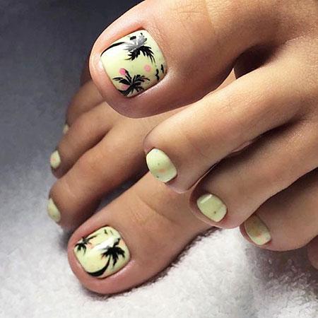 Toes Cute Summer Beautiful