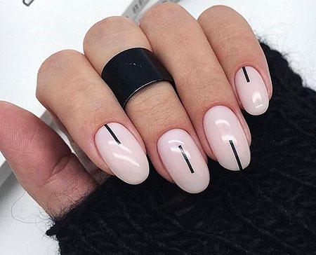 Manicure Beautiful Acrylic Stiletto