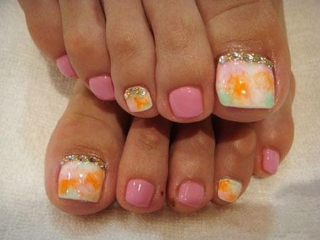 Toe Toes Cute フット